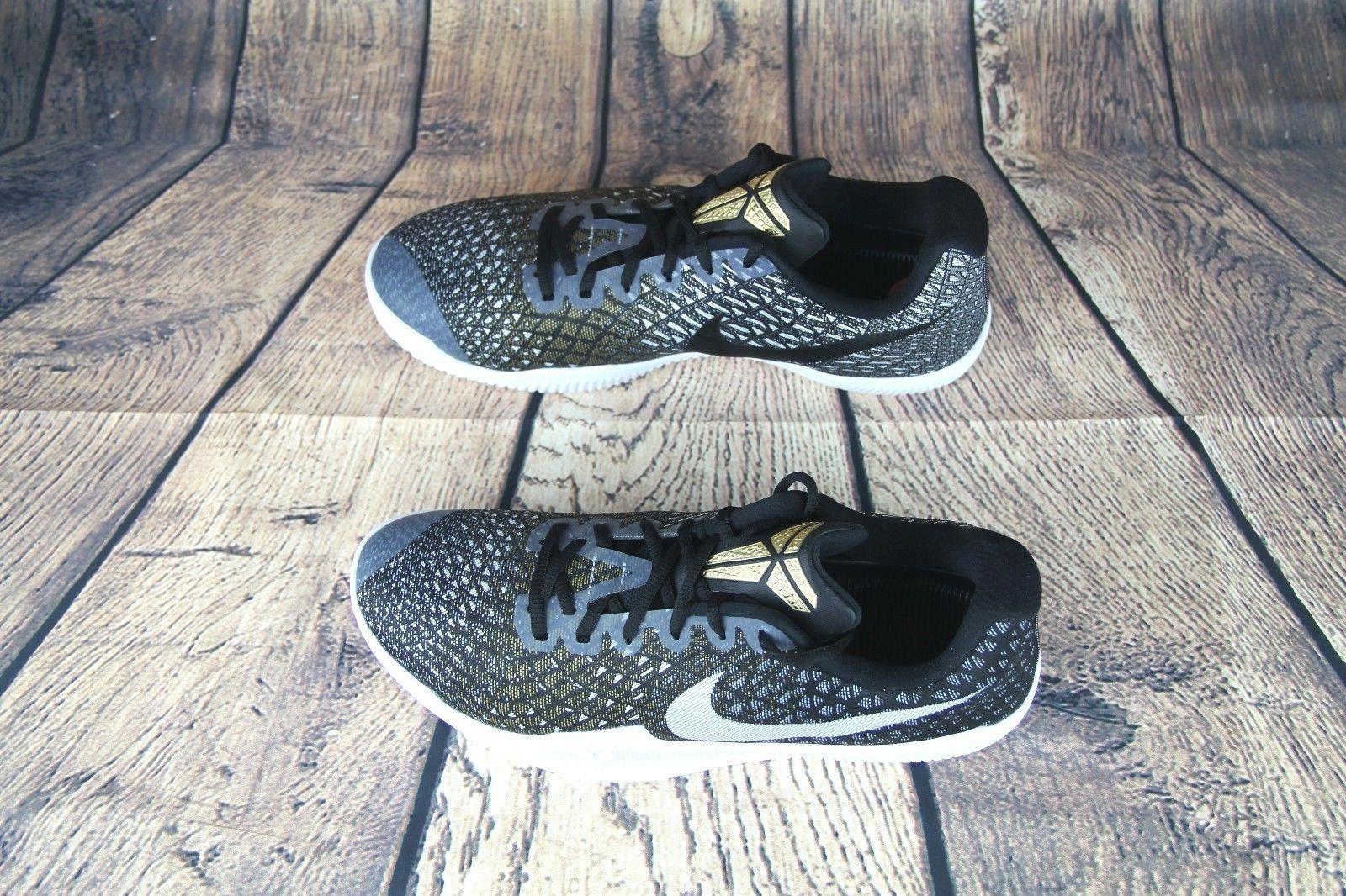 Nike Mamba Mens 852473-010 NEW