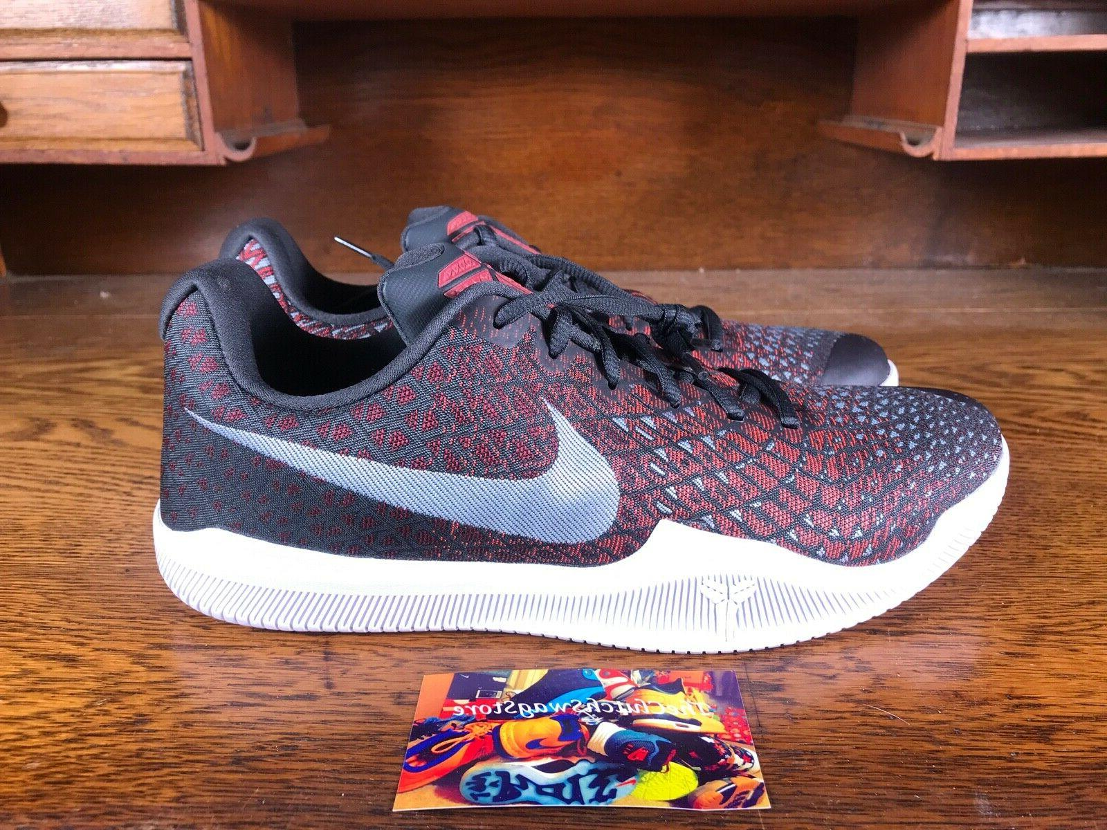 Nike Mamba Instinct Mens Low Basketball 852473-006