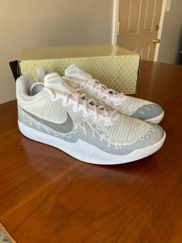 Nike Kobe Mamba White Low Elite