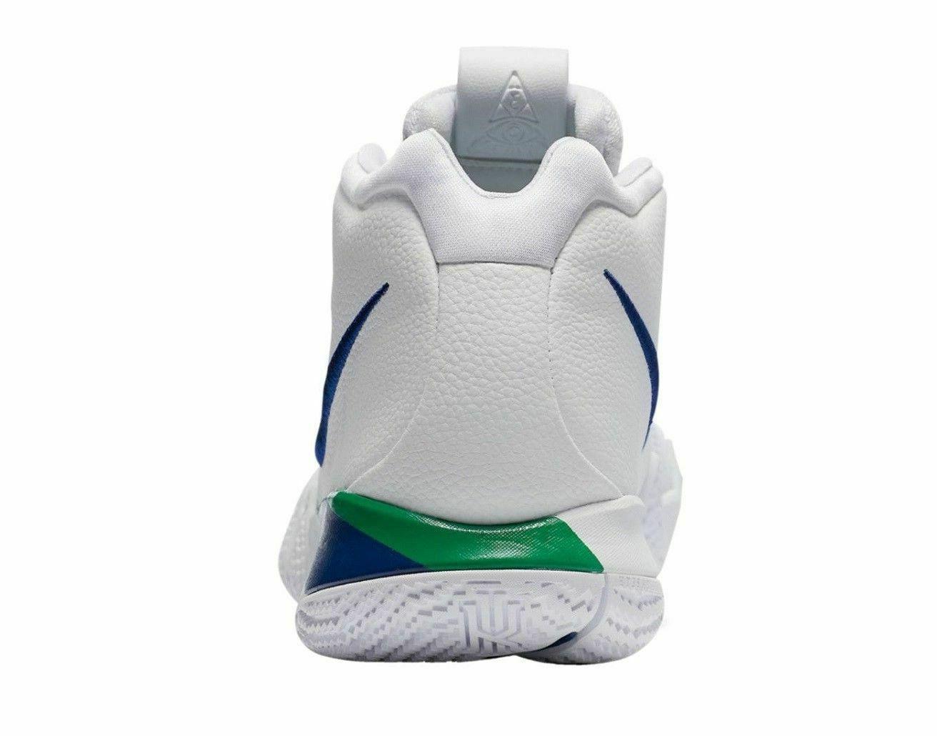 Nike Basketball Shoes White Seahawks NIB