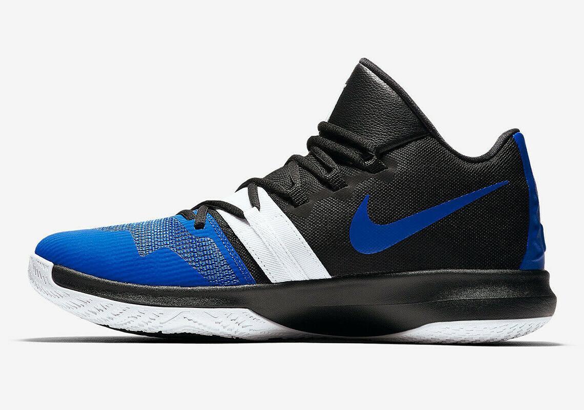 Nike Blue Black White Men's Irving Basketball