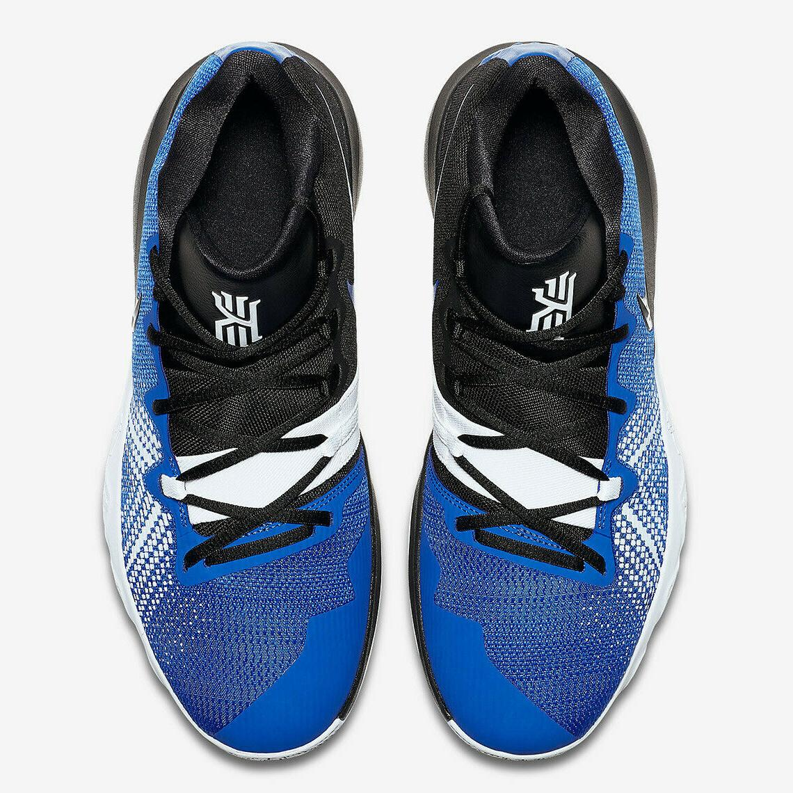 Nike Flytrap AA7071-400 Blue White Men's Irving Basketball