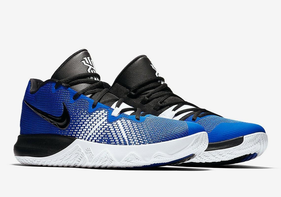 Nike Blue Irving Basketball Shoes
