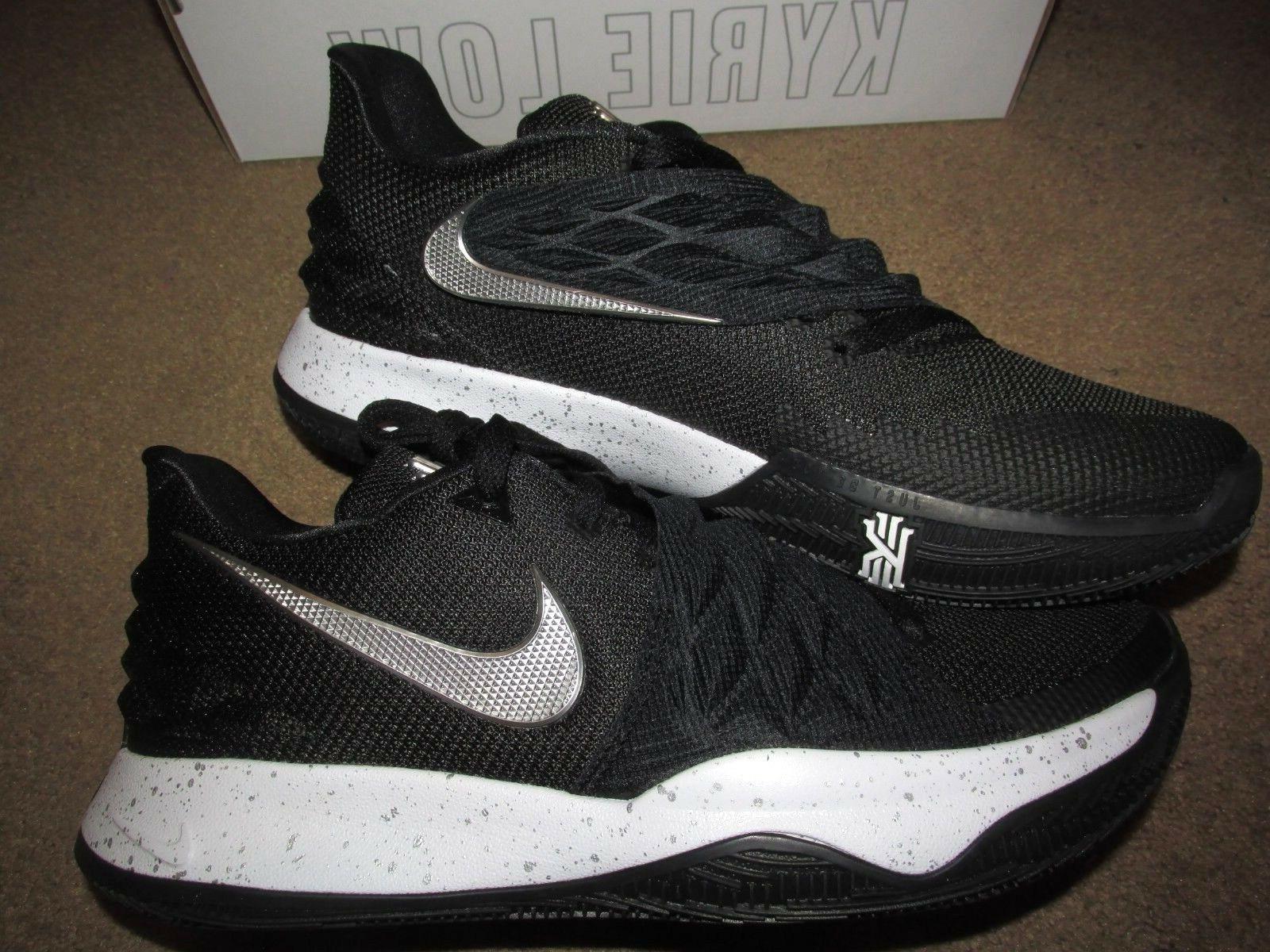 Nike Kyrie Basketball Metallic Silver
