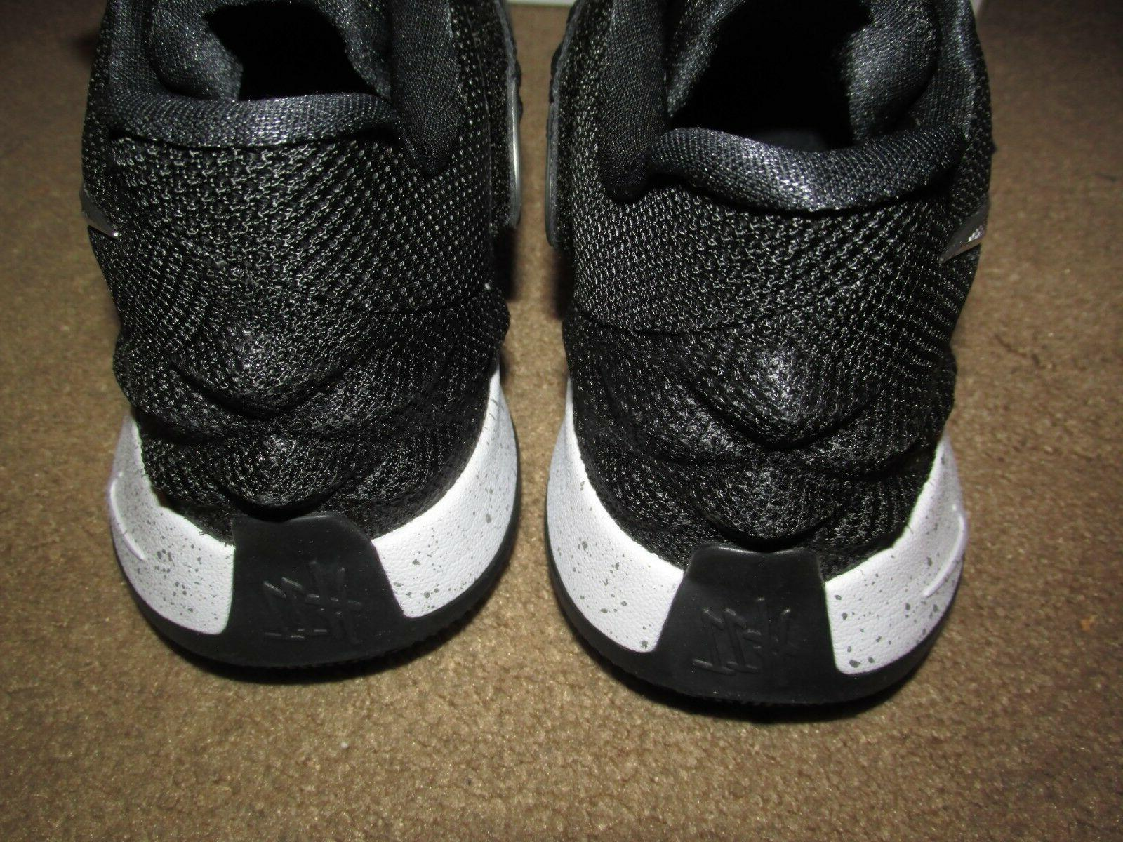 Nike Low Basketball 10.5 Metallic