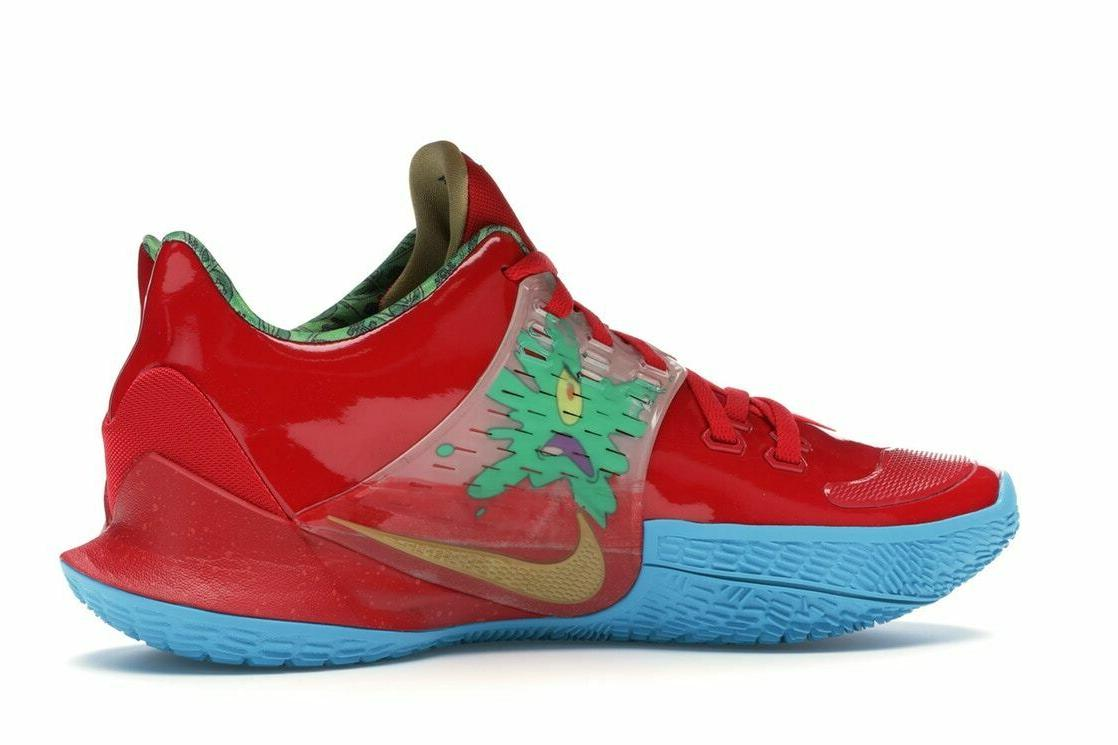 Kyrie Mr Krabs basketball shoes