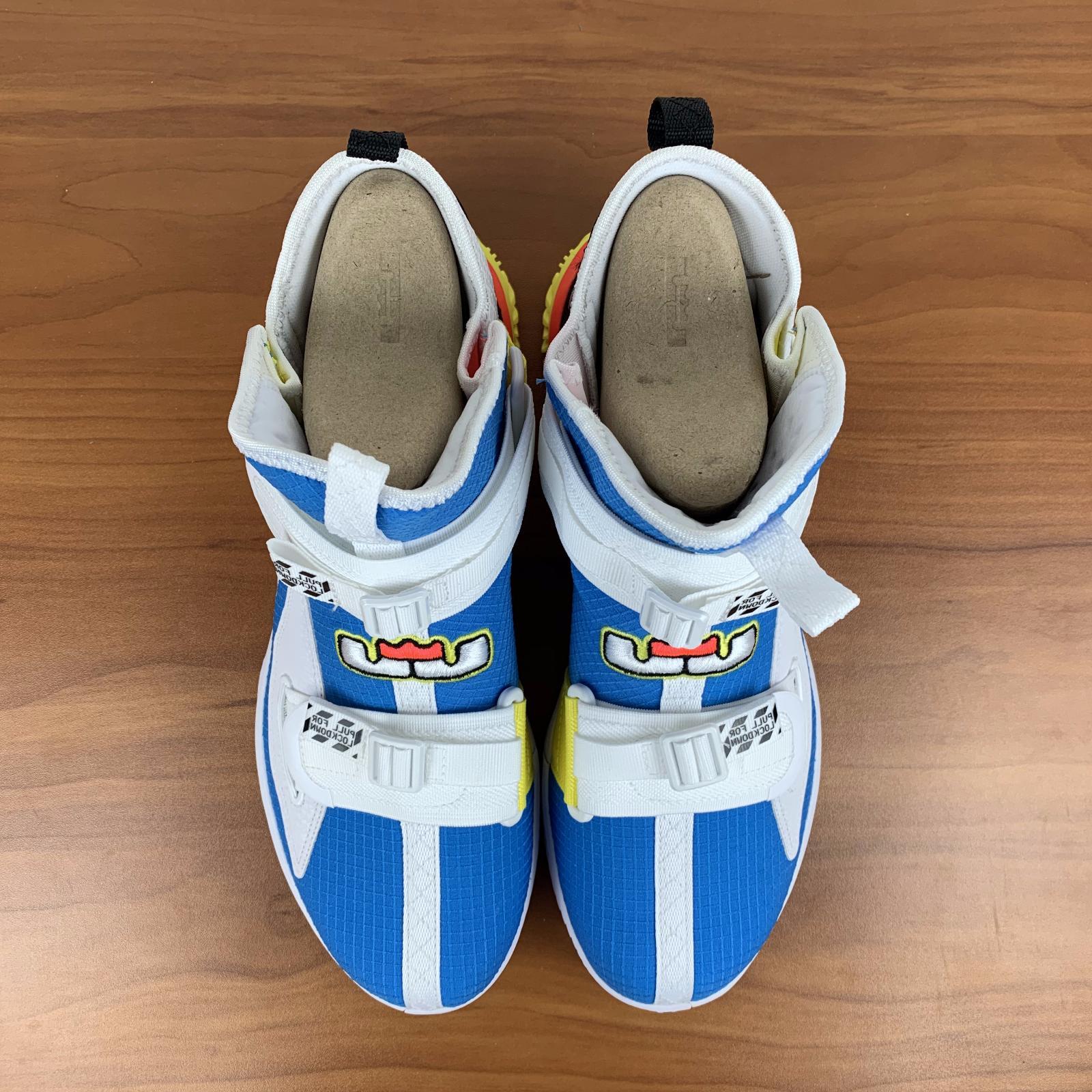 Nike Lebron Basketball Shoes White AR4225-401 10.5