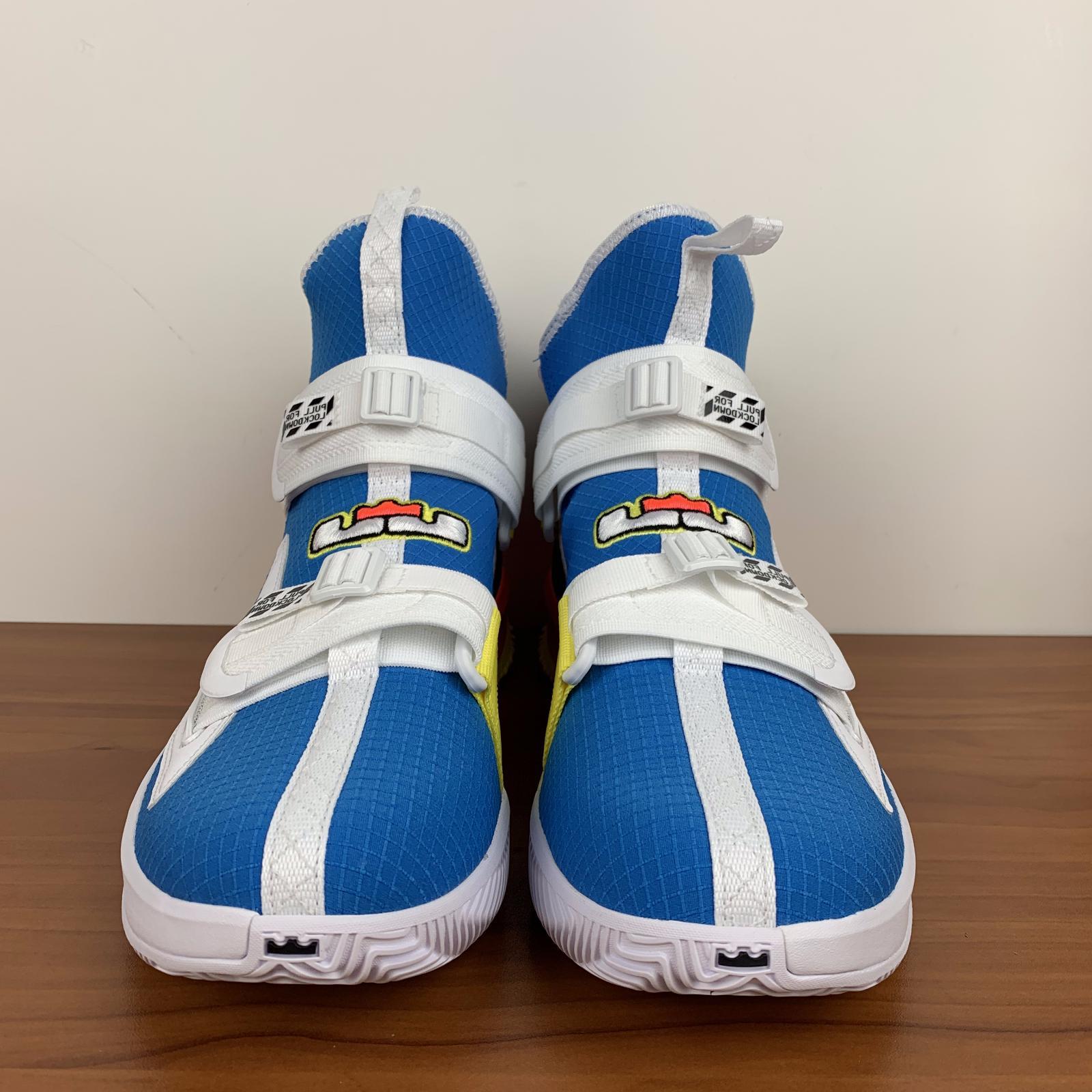 Nike Basketball White AR4225-401 Men's 10.5