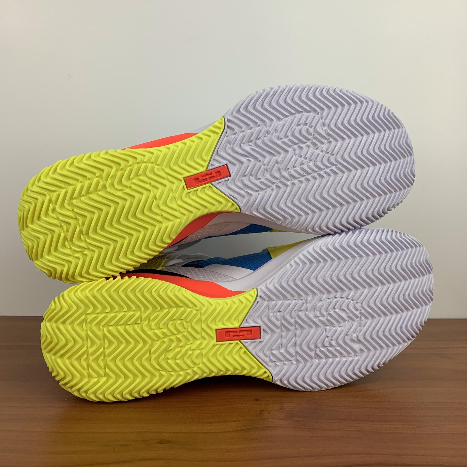 Nike Basketball Shoes White AR4225-401 Men's Size