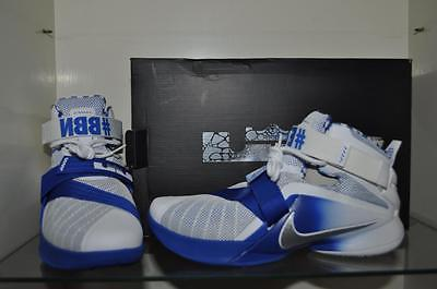 Nike Lebron Soldier PRM 749490 104 Basketball Shoes WILDCATS 🏀