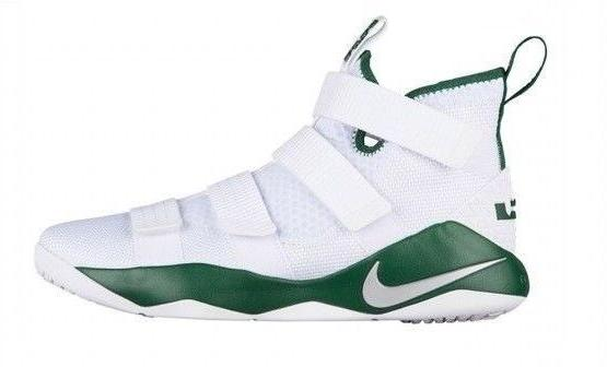new product 8adca 32b90 Nike Lebron Soldier XI TB Men's Basketball Shoes