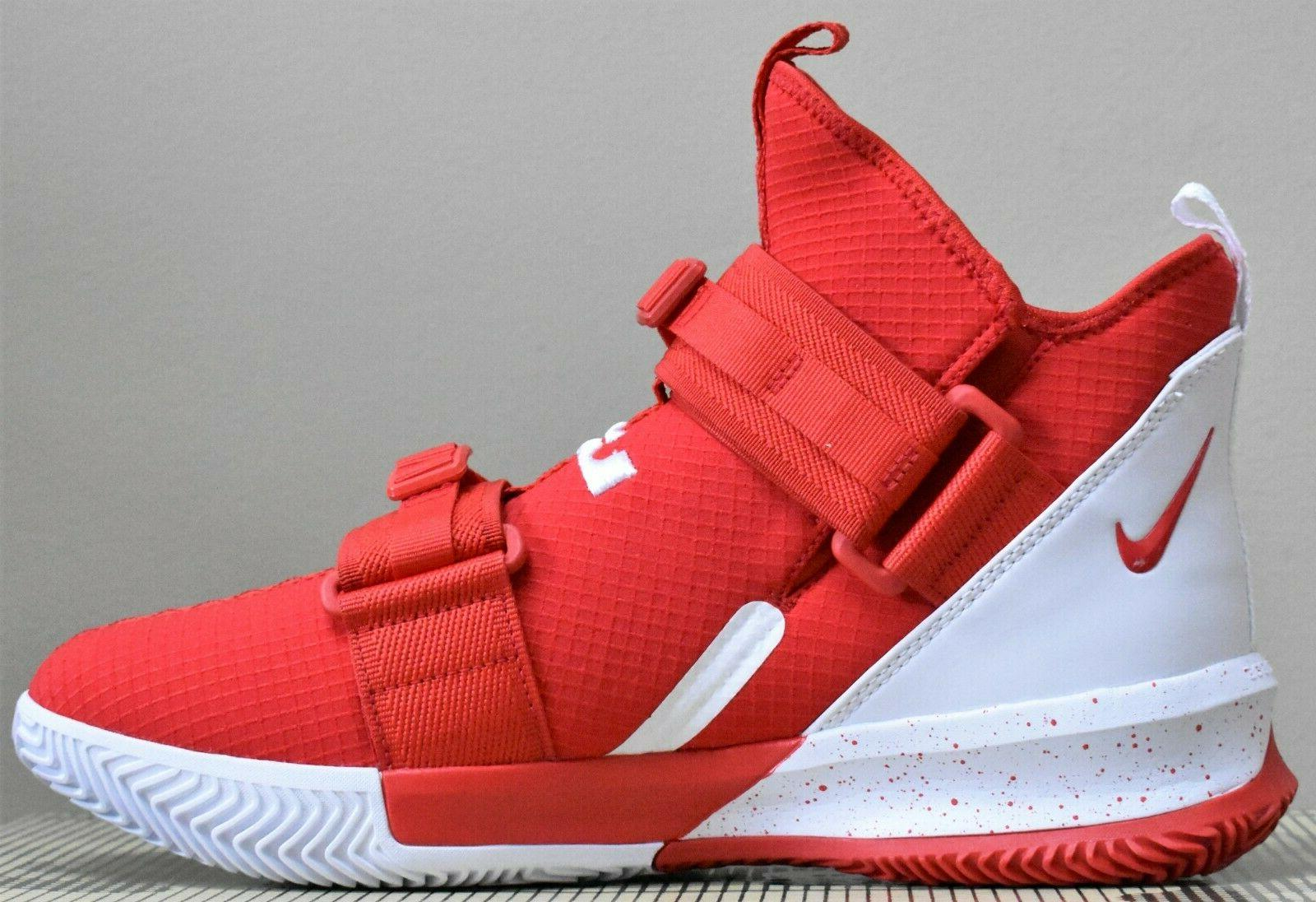 Nike Soldier New University Red