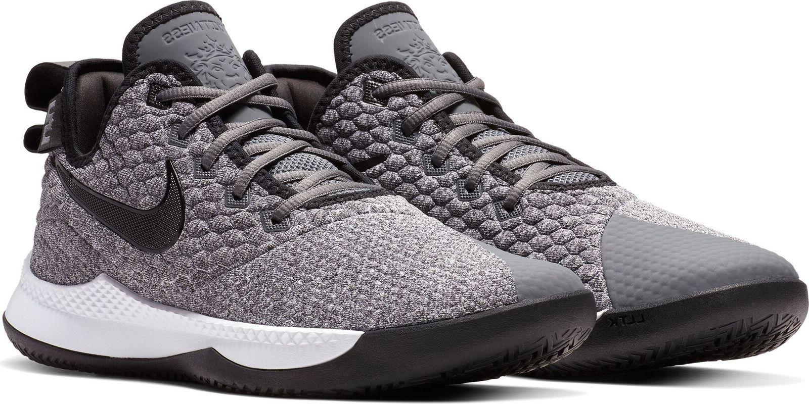 Nike Lebron Witness 3 III Grey/Black