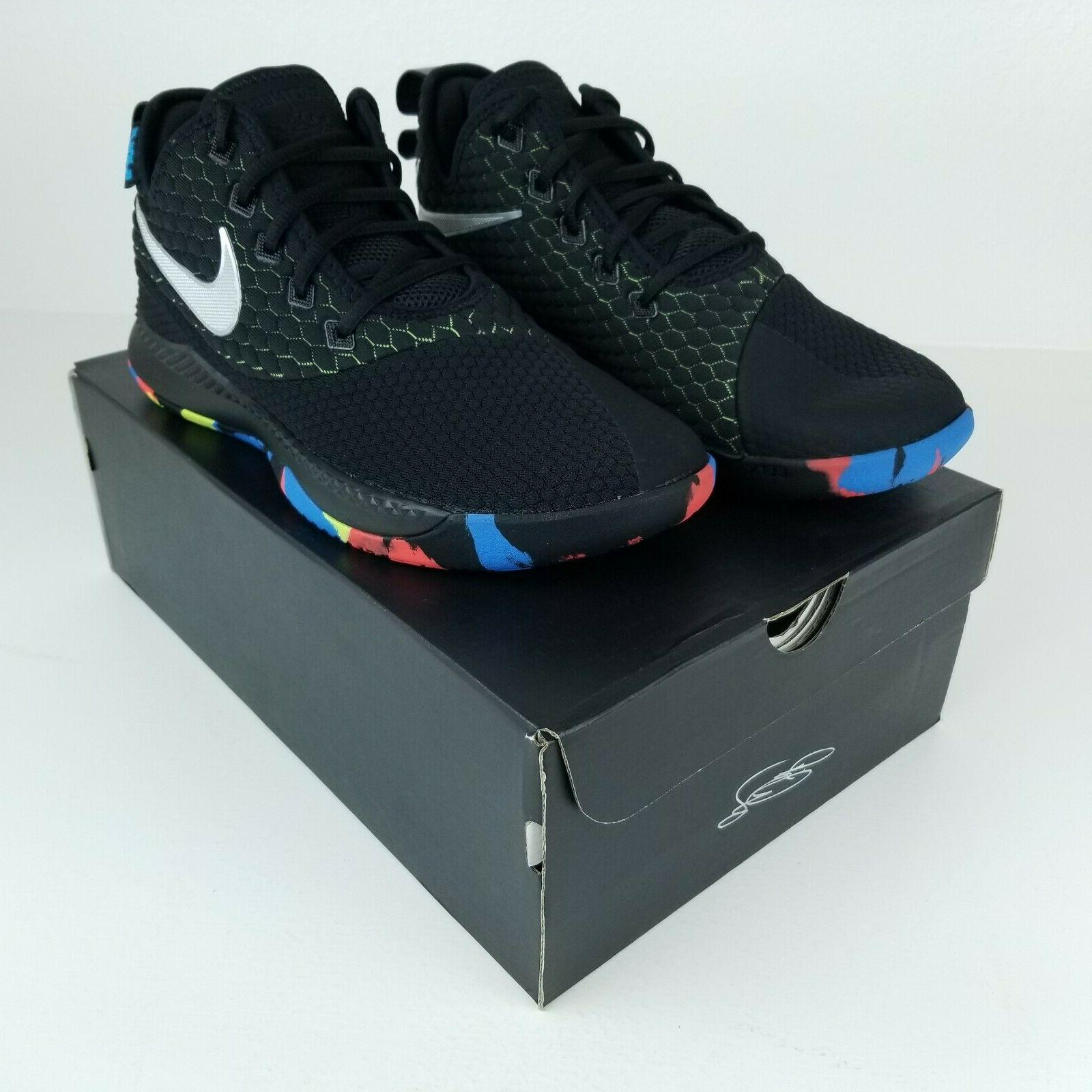 "Nike LeBron Mens ""I Promise"" AO4433 009 9-13"