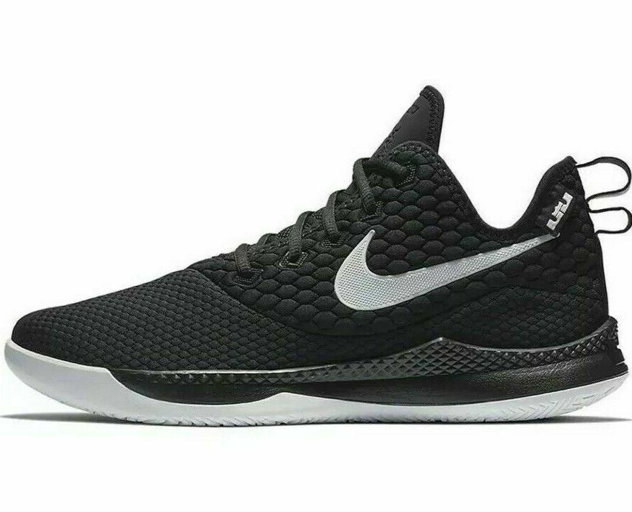 Nike Basketball Shoes Gray White AO4433-001
