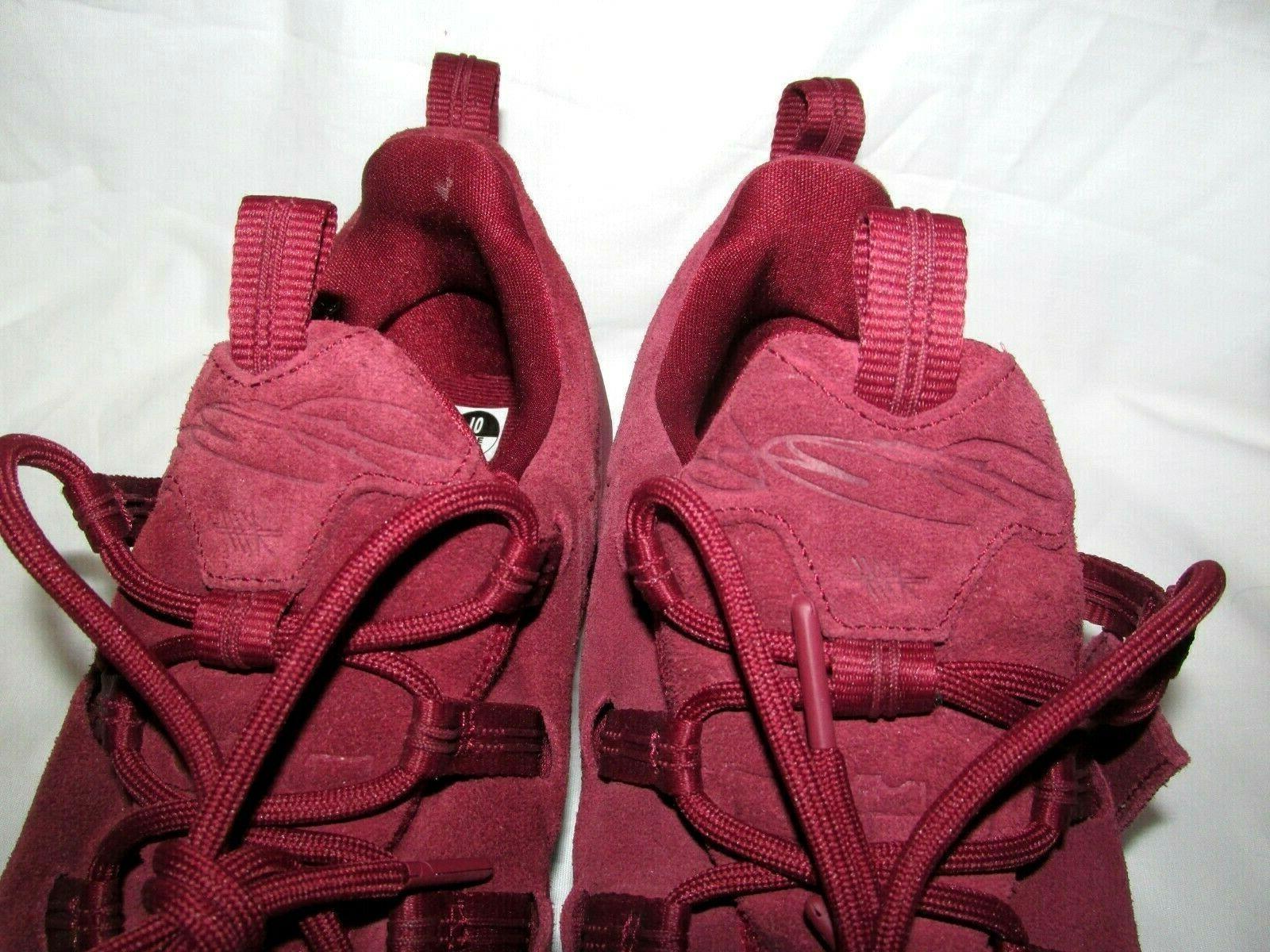 Nike Low PRM Mens 10 Red