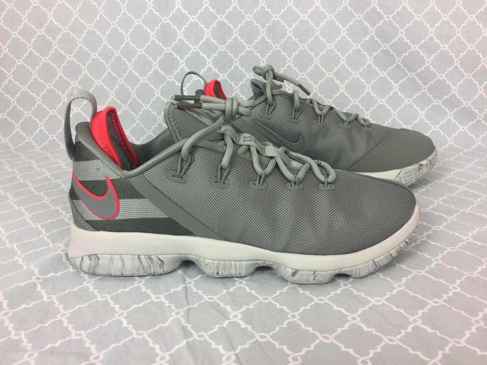 lebron xiv low men s basketball shoes