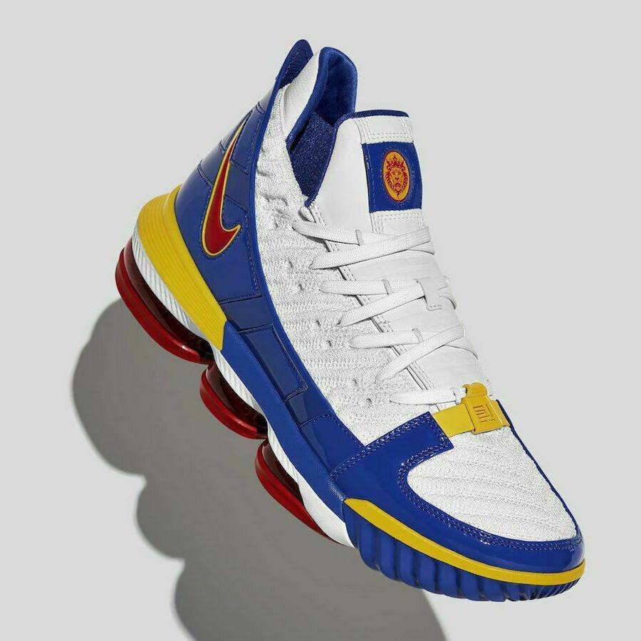 Nike White Blue CD2451-100 Basketball Men's NEW