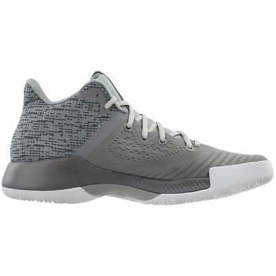 adidas Mad Bounce Basketball Court Shoes Grey Mens 11 D