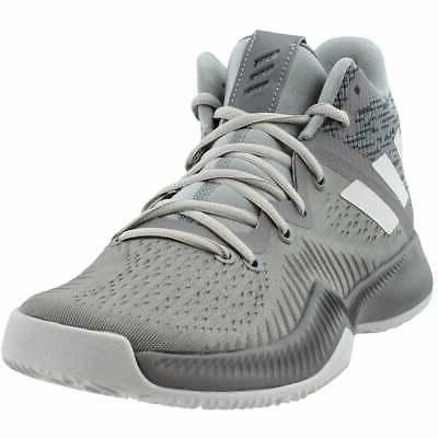 mad bounce casual basketball court shoes grey