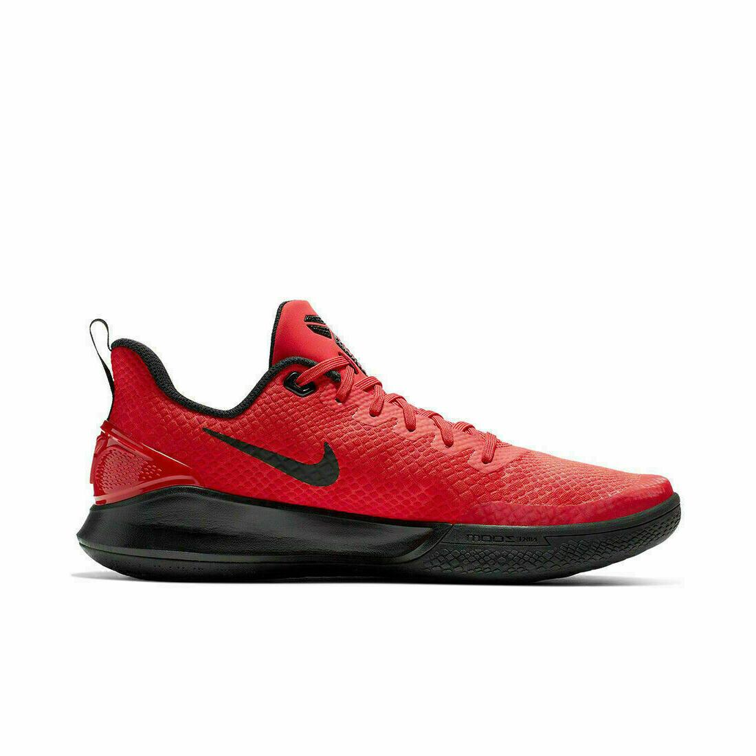 Nike Mamba Basketball University Red Anthracite