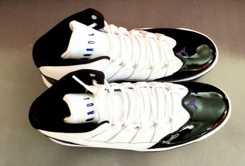Jordan Max Aura Shoes New w/o Box Mens 12 Concord Authentic