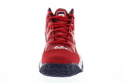 Fila Mb 1BM00510-616 Red High Up Athletic Basketball