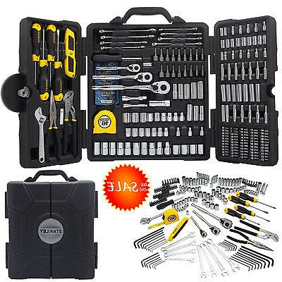 Professional Mechanics Tool Set Craftsman Tools Boxes Shop G
