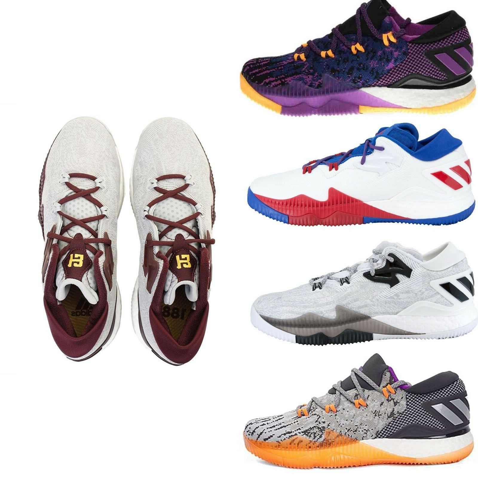 Adidas Men Athletic SM CL Crazylight Boost Low 2016 Vets Day