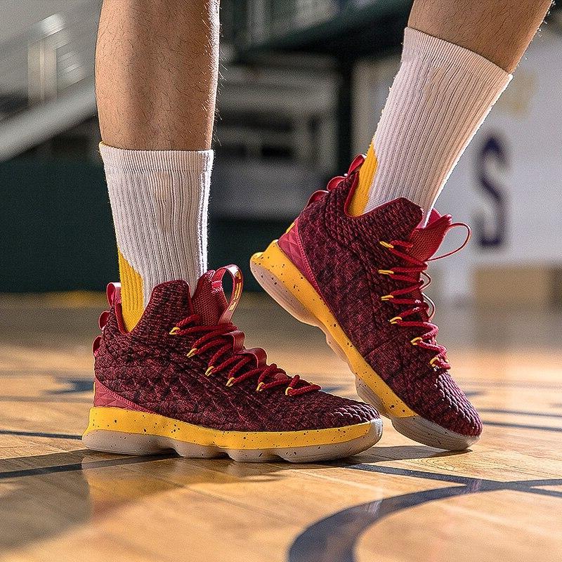 Ankle Couple <font><b>Basketball</b></font> <font><b>Shoes</b></font> Zapatillas De Baloncesto