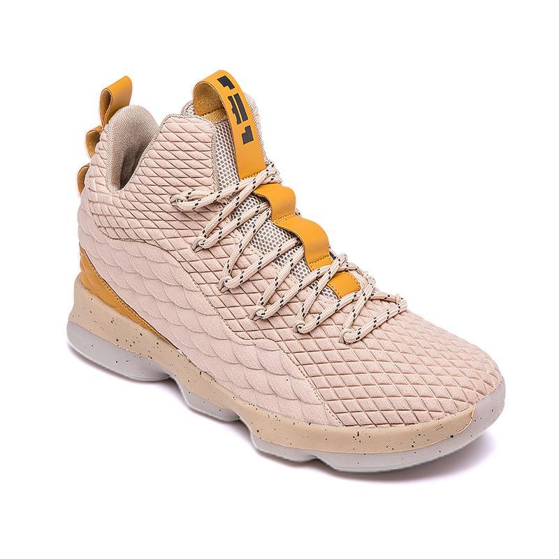 Men <font><b>Basketball</b></font> LBJ Trainers Male Ankle <font><b>Basketball</b></font> <font><b>Shoes</b></font>
