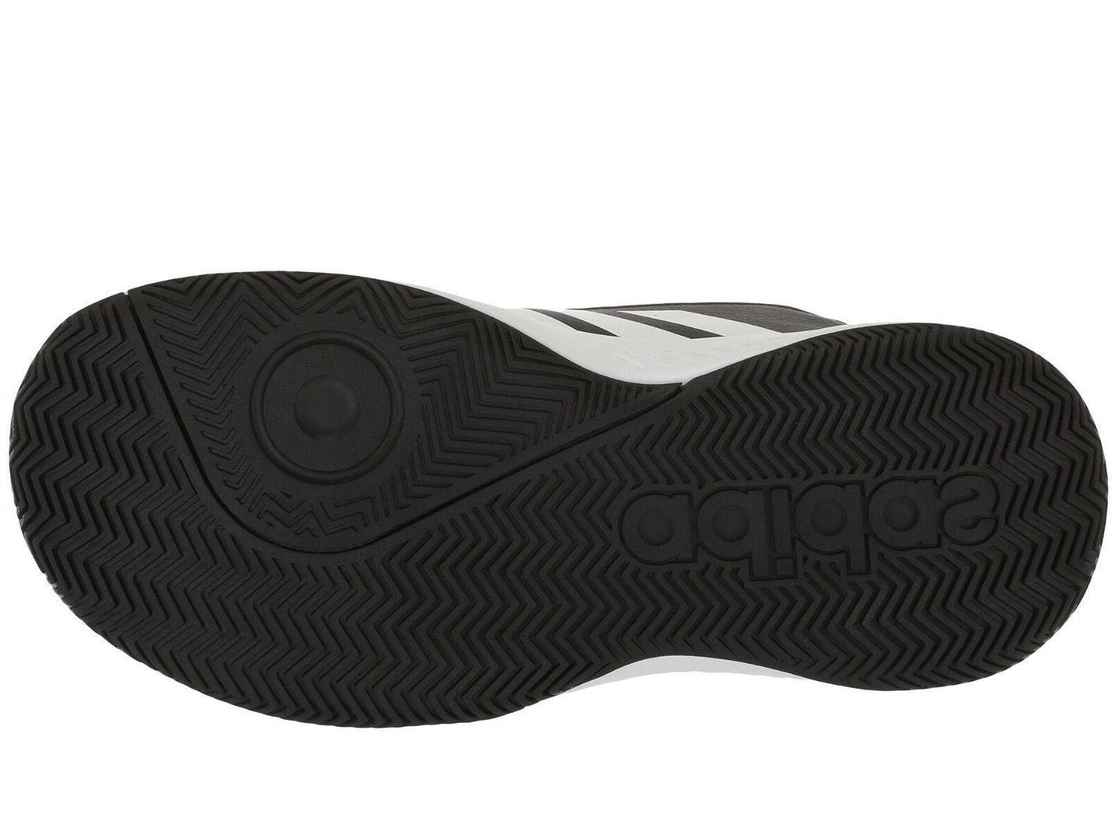 Men Adidas 2.0 Basketball Shoes Black White