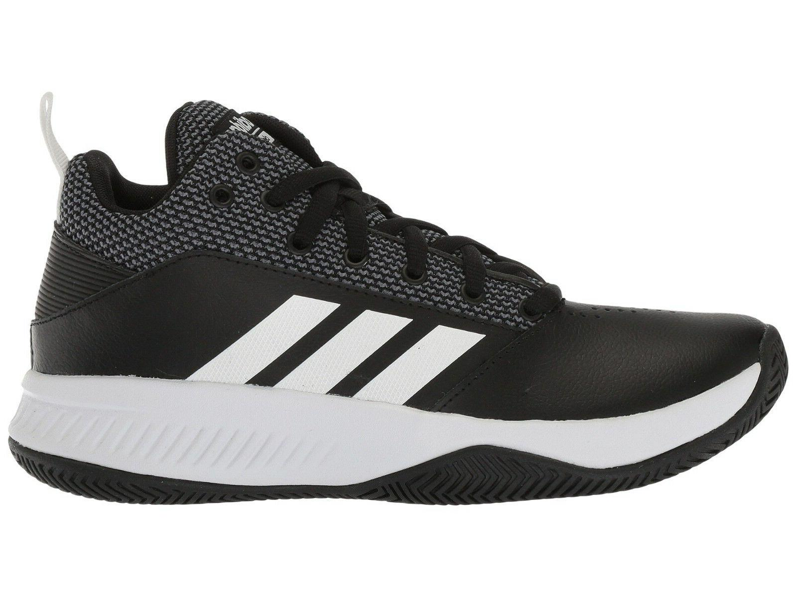 Men Adidas ILation Basketball Shoes DA9847 Black