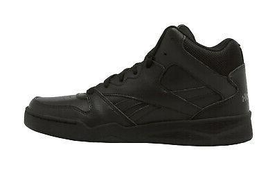 REEBOK Hi Gray Leather Basketball