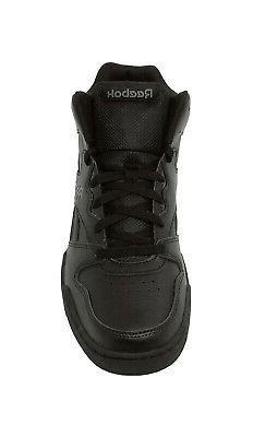 REEBOK Hi 2 Black Black Gray Leather