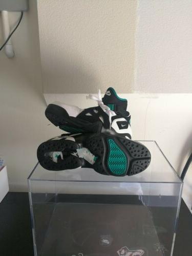 Men's David Robinson Size Black Green 889013 001