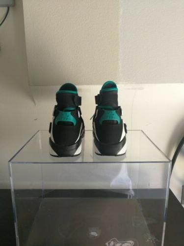 Men's Nike David Black Emerald 001