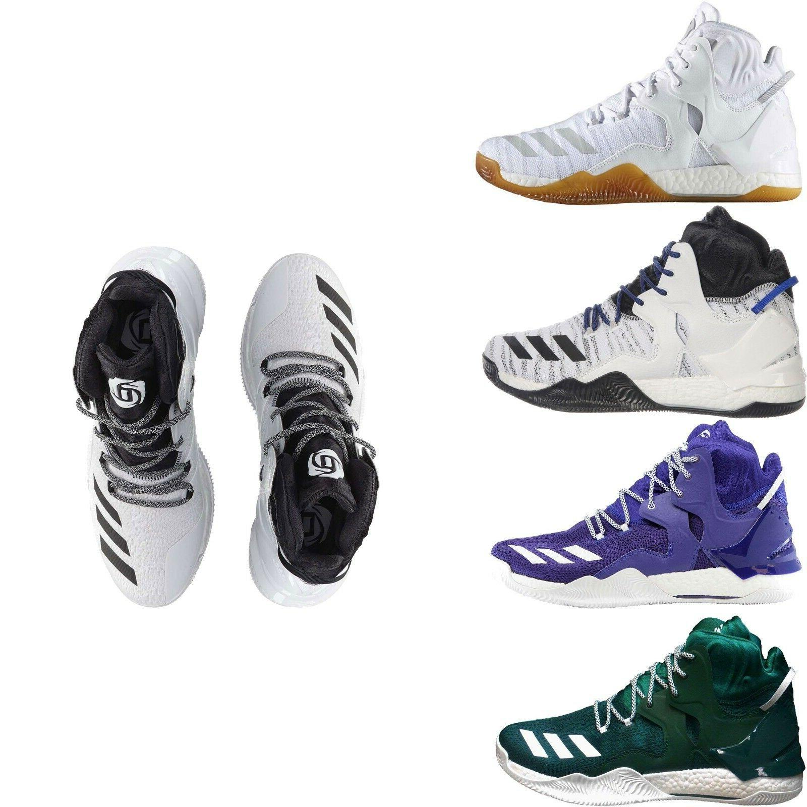 Adidas Men's Athletic Sneakers Derrick Rose 7 Basketball Sho