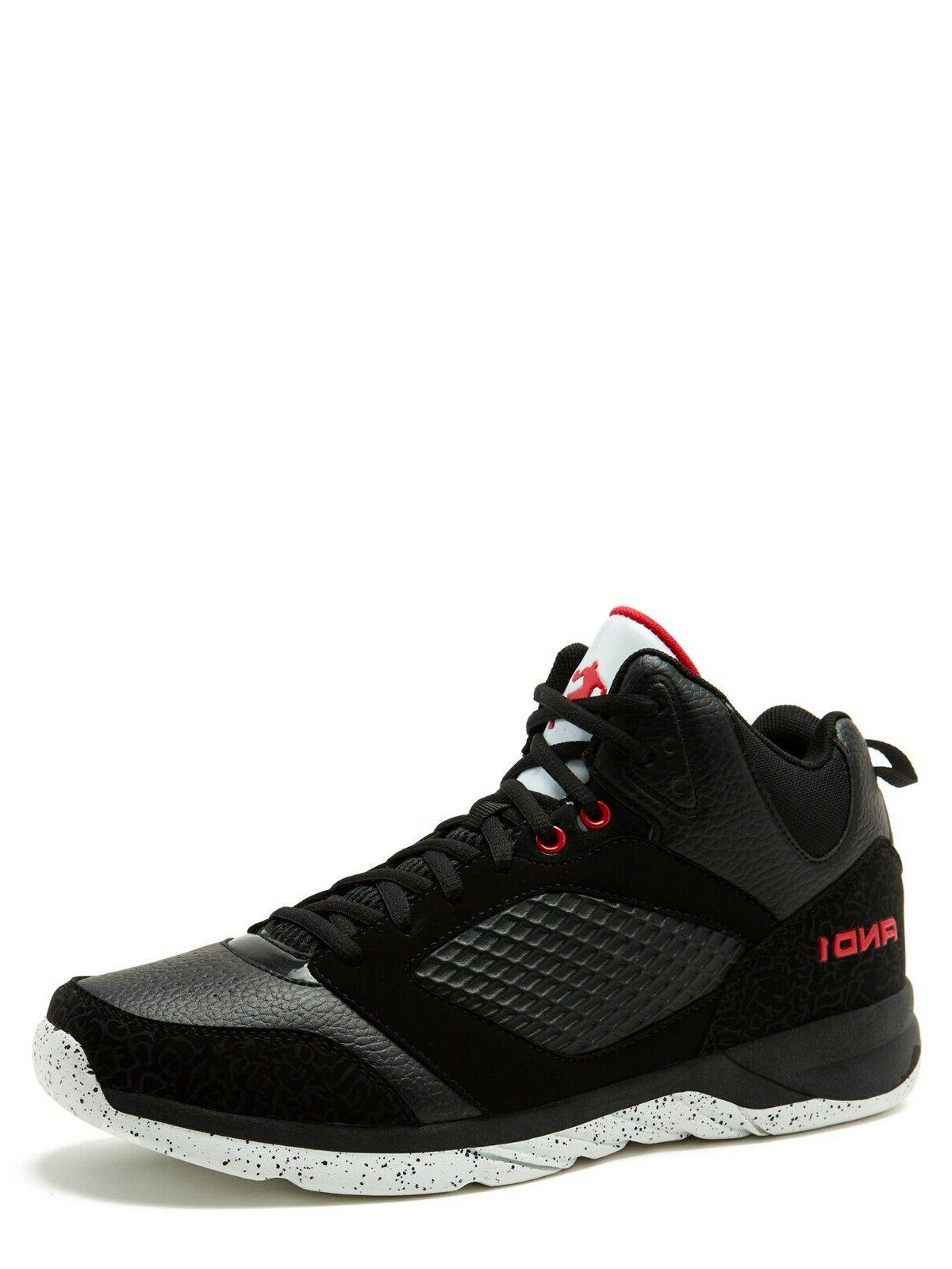 AND1 Capital Athletic Basketball NWT