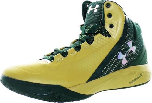 Under Armour Men's Charged Step Back High Top Basketball Sho