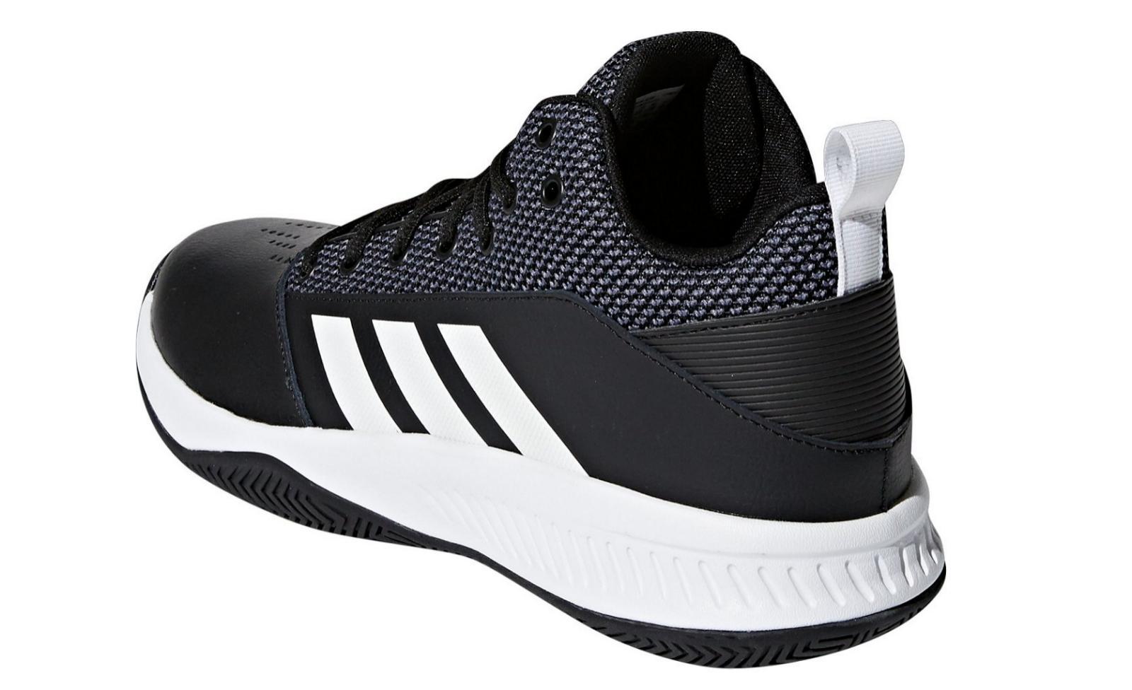 9780ade5c63 Adidas Men s Cloudfoam Ilation 2.0 Basketball Shoes Wide
