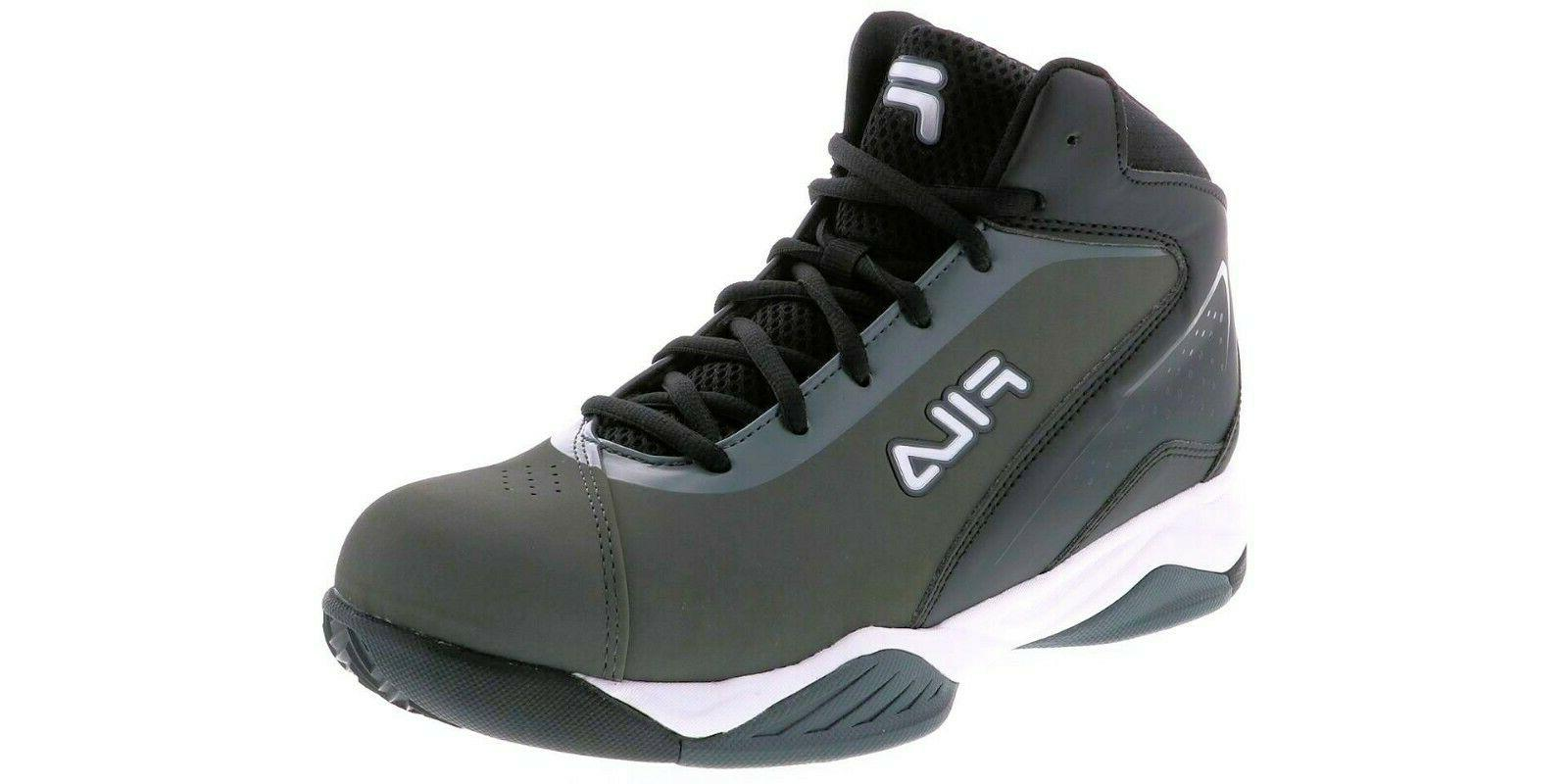 men s contingent grey basketball sneakers shoes