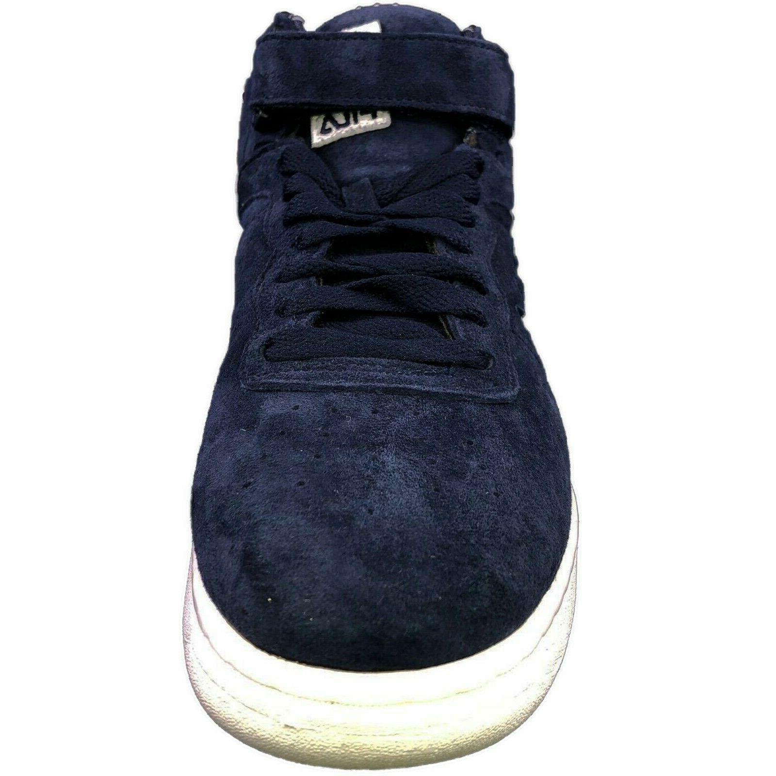 Fila Men's 13 PS Pinstripe High Mid Basketball Shoes