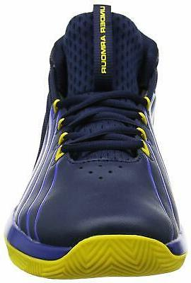 Under Armour Basketball Shoe - SZ/Color