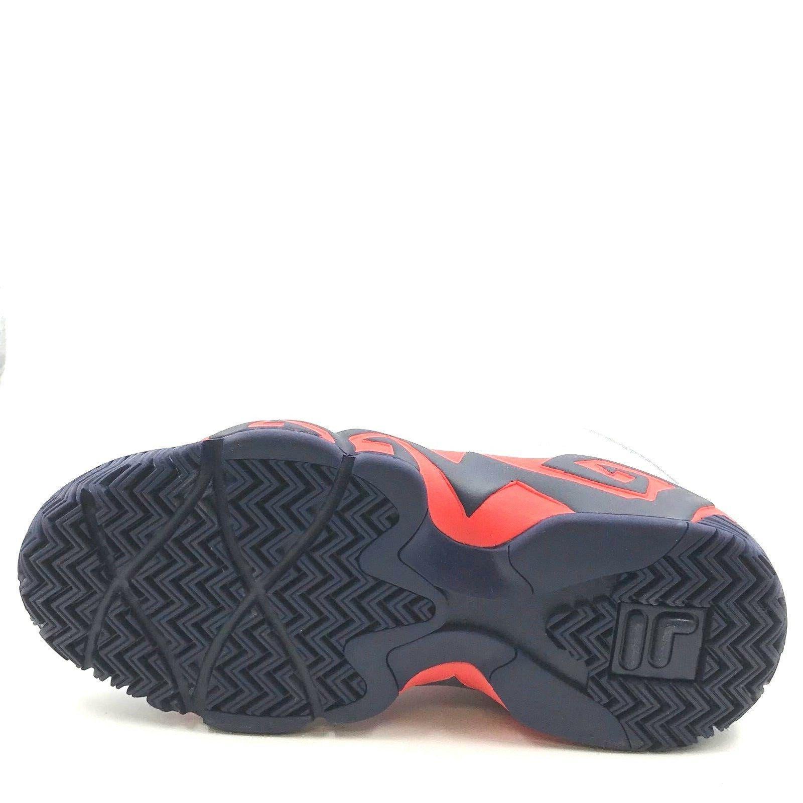 FILA MB Heritage Sneaker Wht/Ctom/Fnvy