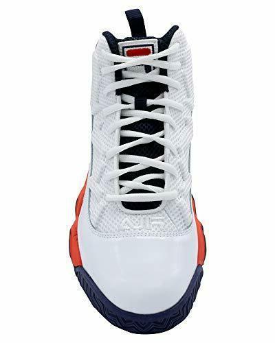 FILA Men's Sneaker 1BM00215-125 Wht/Ctom/Fnvy