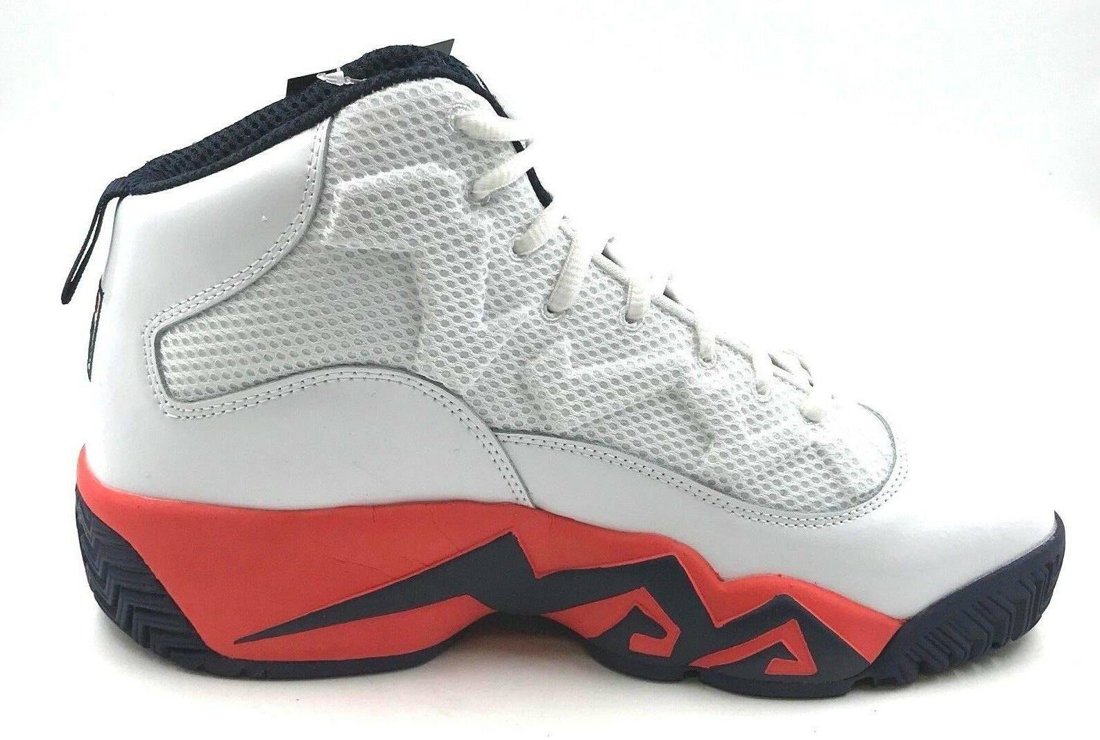 FILA MB Sneaker Wht/Ctom/Fnvy