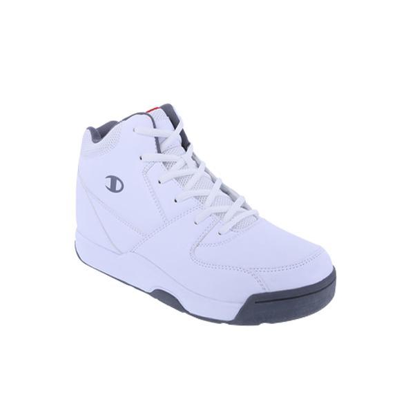 men s overtime white basketball shoes