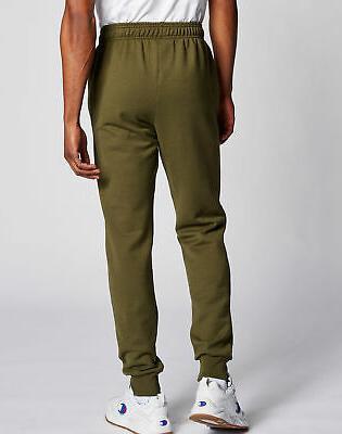 Champion Sweatpants Powerblend Fleece Lounge Pockets