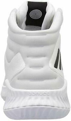 adidas Men's 2018 Basketball White, D